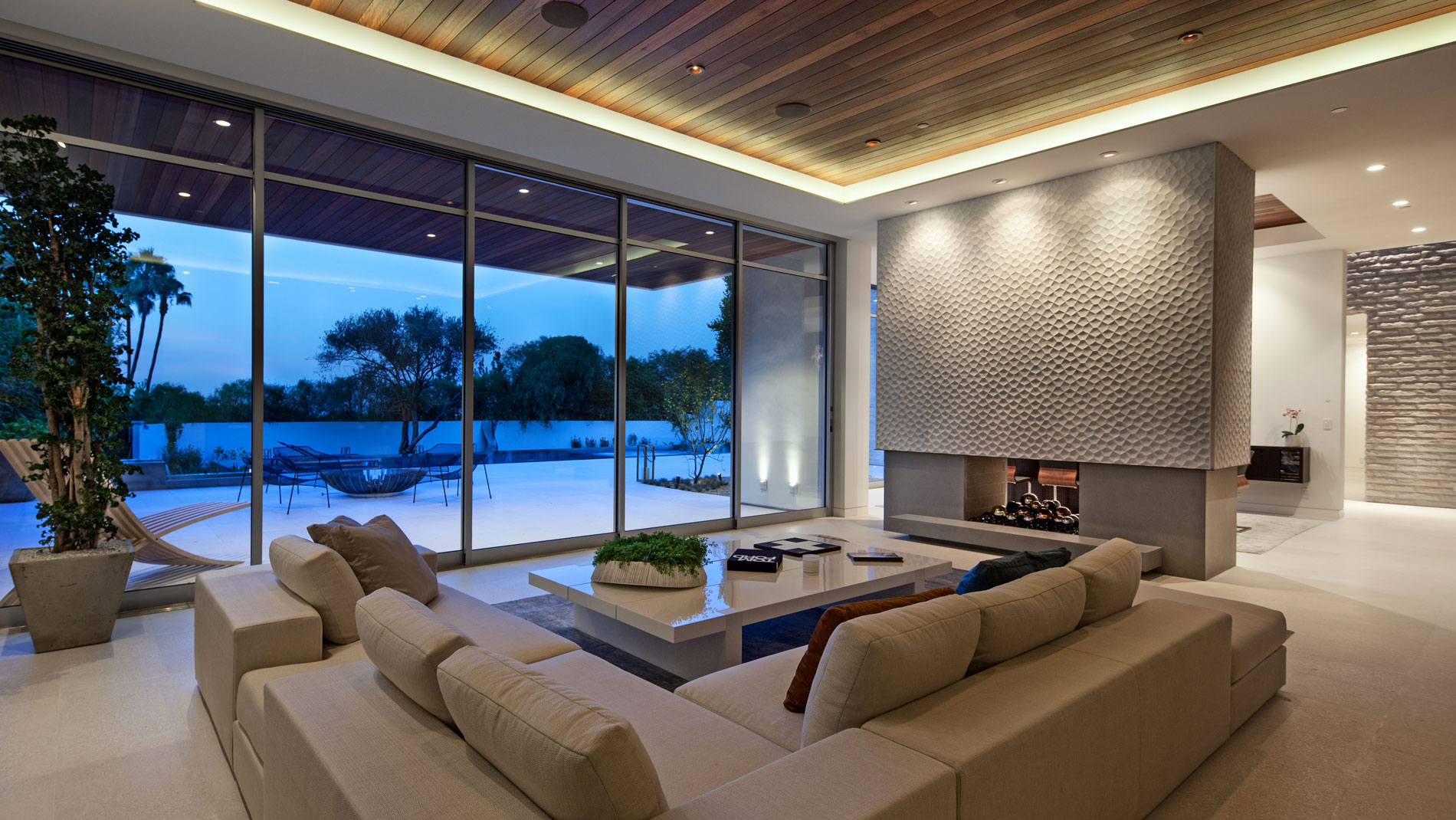 Ремонт дома в стиле минимализм
