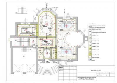 Пример листа из дизайн проекта