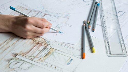 Разработка эскизов и проектов